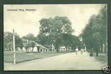 Makassar Hospitaalweg Celebes Sulawesi Indonesia ca 1910