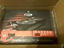 XFX AMD Radeon RX 480  8GB GDDR5 SDRAM PCI Express 3.0 Video Card