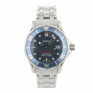 Womens - Pre Owned Watch Omega Seamaster Ref 1617866
