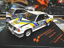 OPEL Ascona B 400 Rallye RAC GB 1980 #7 Kulläng Euro Dealer SP Vitesse 1:43