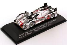1:43 Audi r18 E-Tron QUATTRO 24 H de LeMans 2013 nº 3 Di Grassi Gené Jarvis