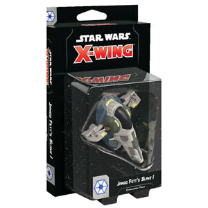 Star Wars X-Wing Second Edition Jango Fetts Slave 1 Expansion Pack NEW