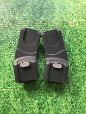 UPPAbaby Vista, Cruz Car Seat Adapters for Maxi-Cosi, BeSafe and Cybex(d