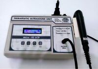 New 3 MHz Frequency Ultrasound Therapy Pain Relief With LCD Display Machine