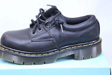 Dr. Marten's Women's / Kids' Industrial Black Leather Oxfords UK 3 US 5 England