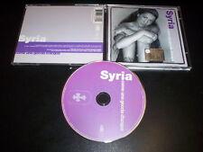 Syria  – Come Una Goccia D'Acqua CD CGD East West
