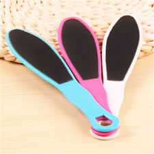 Double Sides Feet RASP Hard Dead Skin File CALLUS Remover Scrubber Pedicure Home