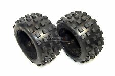 MadMax Big Digger Buggy Tyres - Rear Pair  HPI Baja & KM Buggy 1/5th Scale