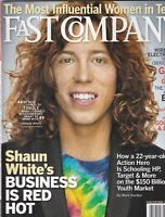 Fast Company Mag Shaun White Truth About BPA February 2009 100819nonr