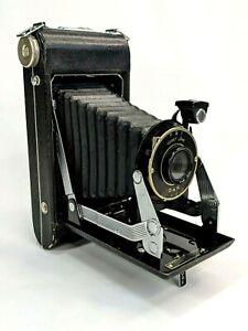 Kodak Vigilant Junior Six-16 with Dak Shutter Kodet Lens 1930's