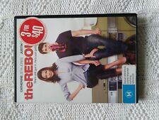 THE REBOUND – DVD, REGION-4, LIKE NEW, FREE POST WITHIN AUSTRALIA