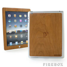 Lumberjacket WOODEN SKIN for APPLE iPad 2/3/4 BAMBOO