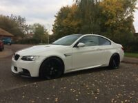 BMW M3 4.0 V8 Competition Pack with Carbon - White - Fully Loaded.