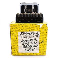 Harting Voltage Regulator 12V NOS Fits Land Rover Austin Bedford