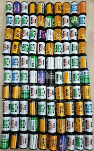 100x Empty 35mm film canisters-casette respooling/crafts/upcycling/party invites