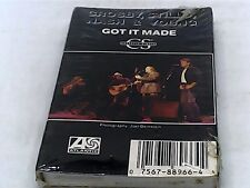 Crosby, Stills, Nash & Young - Got It Made - Cassette - Single - SEALED