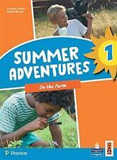 Summer adventures 1. Con Myapp. Con espansione online. Vo... - Foster Frances...