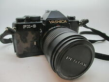 KYOCERA YASHICA FX-3 Super 35mm SLR FILM CAMERA W/ 35-70mm  3.5-4.5 Lens