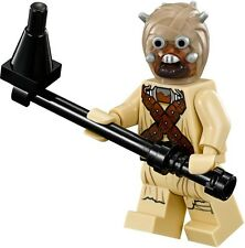 LEGO STAR WARS MINIFIGURE TUSKEN RAIDER GAFFI STICK WEAPON T-16 SKYHOPPER 75081