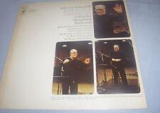 Bruno Walter Eine Kleine Nachtmusik Columbia LP