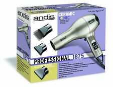 OPEN BOX Andis Platinum Ceramic Ionic Hair Dryer - 1875 Watts