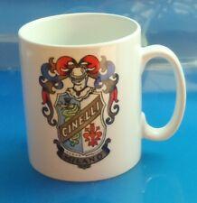 Cinelli milano 10 OZ (ca. 283.49 g) Retrò Tazza da Caffè/Tè UK P & P Gratis