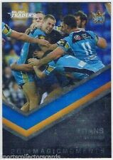 Gold Coast Titans 2015 Rugby League (NRL) Trading Cards