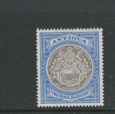 Antigua 1903/7 Defs 2 1/2d Fresh MM SG 34