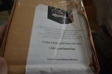 AmazonBasics Kraft Beverage Napkin, 100% Recycled, 1-Ply, 1000-Count - 957014