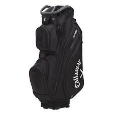 Callaway Org 14 Cart Golf Bag - Black/Charcoal/White - New 2021