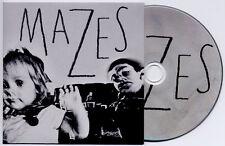 MAZES A Thousand Heys 2011 UK 13-trk promo CD