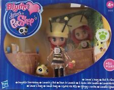 FINAL REDUCTION! Blythe's Littlest Pet Shop Lemons 'n Honey Doll B11 and Bee1857