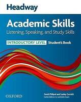 Headway Academic Skills: Introductory: Listening, Speaking, and Study Skills Stu