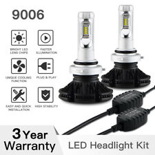 9006 HB4 LED Headlight Bulbs w/ Ballast Kit DIY Color 3000K 6000K 8000K 12000 LM