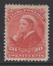 Canada sg115 1893 20c vermiglio MTD Nuovo di zecca