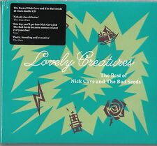 Nick Cave-Lovely Creatures -best of 2cd new
