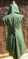Floaty Faery Goddess Top Pagan, Wiccan, Hippy,Festival, SteamPunk, Forest Pixie
