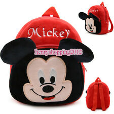 Boys Girls Kids Nursery Toddler Mickey Mouse Backpack Schoolbag Mini Bag Outdoor