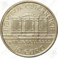 Austrian Gold Philharmonic — 1/10 oz (Random Date) — SKU #76010