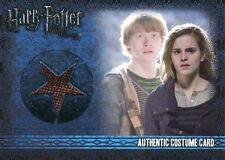 Harry Potter & the Deathly Hallows Part 1 Ron Weasley C12 Costume Card