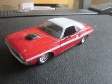 1 24 Die Cast Dodge Challenger Diplay Model Lot