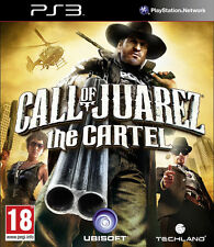 ELDORADODUJEU >>> CALL OF JUAREZ THE CARTEL Pour PLAYSTATION 3 PS3 NEUF VF