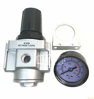 "1/2"" Air Compressor Regulator with Free 300 PSI Pressure Gauge"