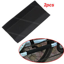 Cycling Bike Bicycle Frame Chain Stay ProtectIon Guard Pad Title Wrap Tool  DIY