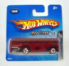 Articoli di modellismo statico Hot Wheels Hot Wheels Redlines