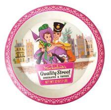 Vintage Mackintosh's QUALITY STREET Chocolates & Toffee English Advertising Tin