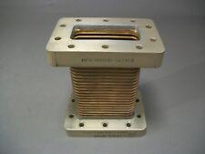 Exelis Inc 170347-1 Waveguide 5985-00-791-1324 WR284 RG-48/U 2.6-3.95GHz - New