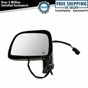 Mirror Power Heated Driver Side Left LH for 95-96 Lincoln Town Car