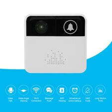 Wireless Wifi Camera Doorbell Home Video Monitor Two-Way Talk Door Bell AH428