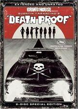 DEATH PROOF DVD MOVIE *NEW* AUS EXPRESS